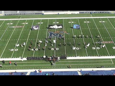 2012 Crockett County High School Band (Alamo, TN)