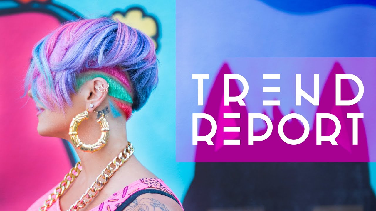 ☂ Trend Report: Glitter Freckles, Grills + more