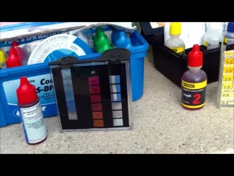 Swimming Pool Test Kit Comparison Which Kit Is The Best Youtube