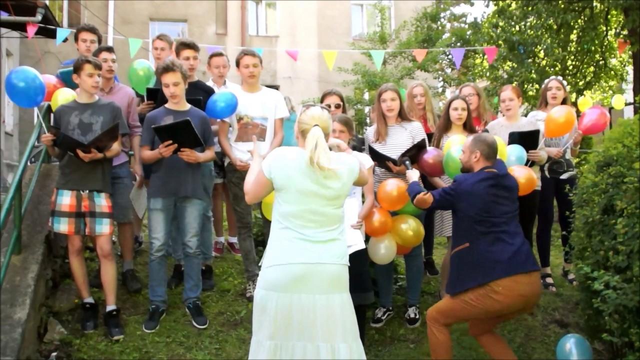 """Koncert dla dzieci """"Muzyka w ogrodach"""" (fragm.)"""