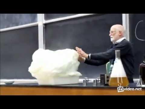 клевые химические реакции