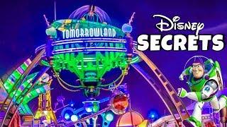 Top 5 Hidden Secrets of Extinct Rides at Disney World | Tomorrowland