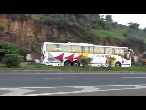 Tamil Nadu private bus operators Volvo B9Rs