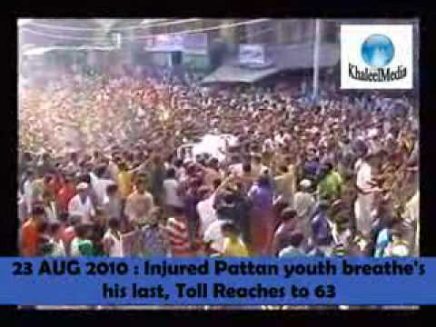 23 AUG 2010: Pattan youth succumbs to his injuries, Death Toll Reaches To 63