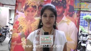Tejashree At Thiruttu Kalyanam Movie Audio Launch