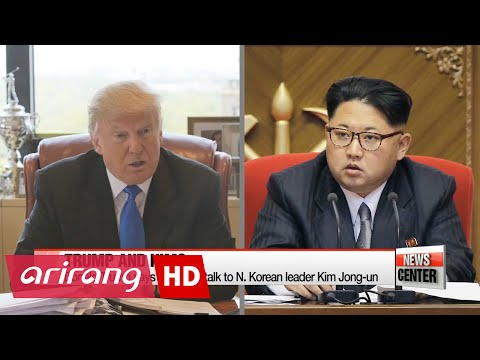 Donald Trump would meet with N. Korea's leader to seek end to nuclear program