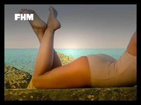 Gina Pistol Pt Fhm 2010 video