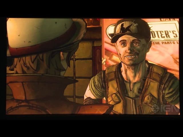 Tales from the Borderlands Episode 2 Teaser - PAX South 2015
