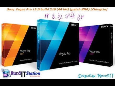 patch khg for sony vegas pro 13