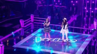 The Voice Thailand - เกรซ VS โอลีฟ - Cross Love - 9 Nov 2014