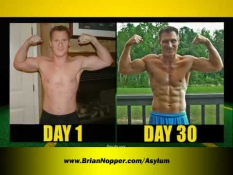 120 Day P90X Transformation | How To Save Money And Do It ...