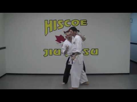 Self Defense Technique -Jugular Notch Takedown -Hiscoe Jiu-Jitsu Image 1