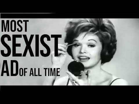 Vintage Xerox sexist commercial
