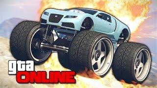 GTA 5 Online (PC) - Сбить любой ценой! #143