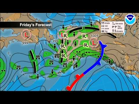 July 16, 2015 Alaska Weather Daily Briefing