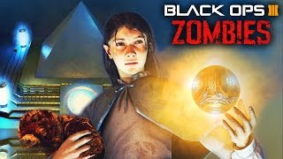 Black Ops 3 Zombies - DLC 4 Revelations in AGARTHA! DLC 4 LOCATION!