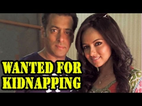 Salman Khan's heroine Sana Khan arrested for KIDNAPPING