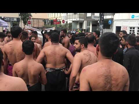 QBH JALOOS 8 MUHARRAM 1440/2018 ZAHRA JAYAN DA ASRA GHAZI