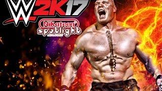 SVGR - WWE 2K17 (XBOX One)