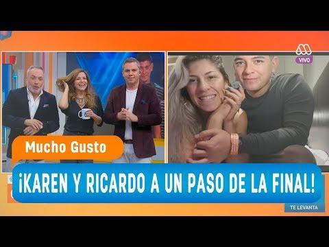 ¡Karen y Ricardo a un paso de la gran final! - Mucho gusto 2018