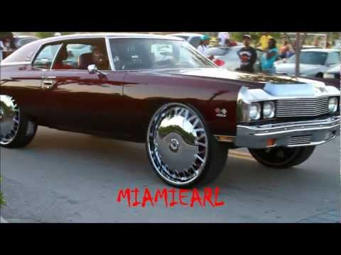 Whips at the 2012 Easter Car show/Gucci Mane Concert in Lauderdale, FL in HD