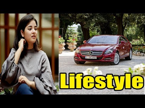 Zaira Wasim Lifestyle, School, Boyfriend, House, Cars, Net Worth, Family, Biography 2018 thumbnail