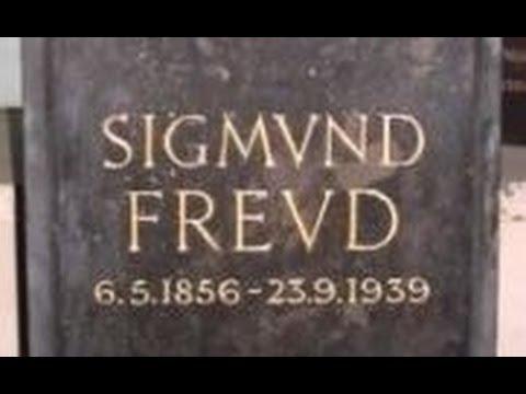 Sigmund Freud, Golders Green Crematorium, London, England, United Kingdom, Europe