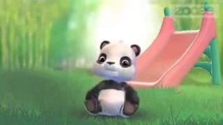 Panda Kawaii SuperFeliz Video MUY RANDOOM