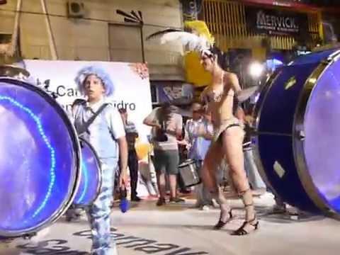 Carnavales 2015 en Boulogne: Los Apasionados