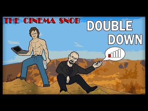 The Cinema Snob: DOUBLE DOWN