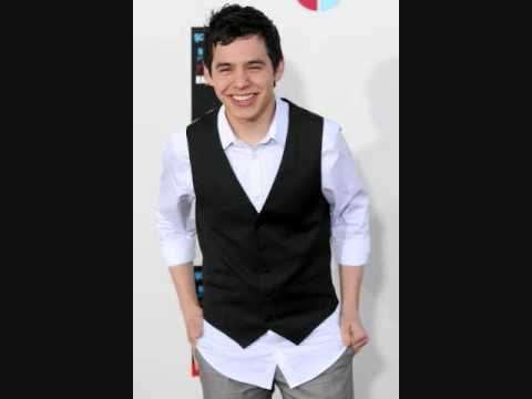 She's Not You by David Archuleta w/ Lyrics