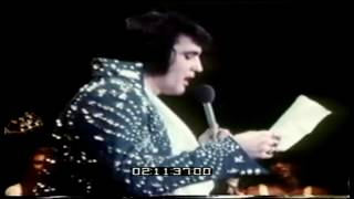 Elvis Presley - Burning Love - 1972 - First Live Version - LYRICS
