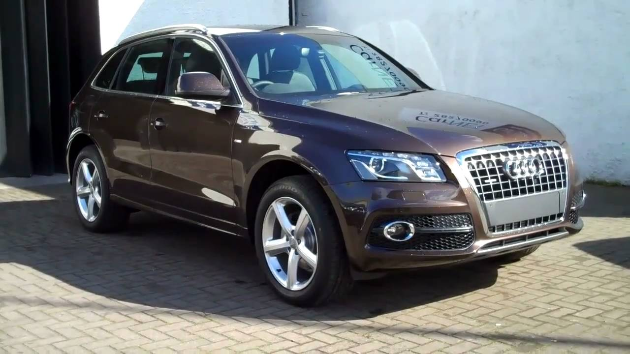 new 2011 audi q5 2 0tdi s line quattro s tronic 5dr youtube. Black Bedroom Furniture Sets. Home Design Ideas