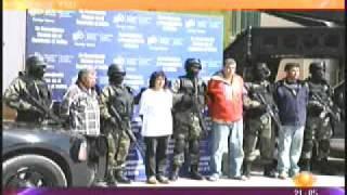 Detenidos Zetas en Guanajuato