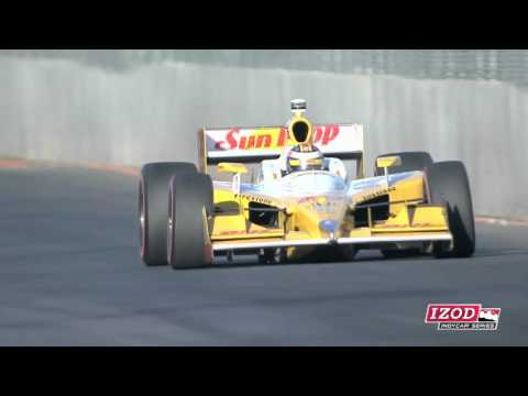 Ryan Hunter-Reay starting 2nd in Brazil