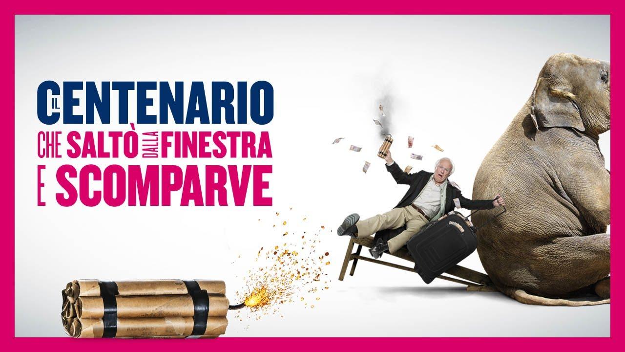 Il centenario che salt dalla finestra e scomparve trailer italiano ufficiale hd youtube - Film il centenario che salto dalla finestra e scomparve ...