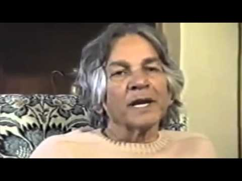 U.G Krishnamurti - You're All Afraid!