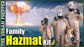 Family HAZMAT Kit for CBRN Defense | ft. MIRA Safety