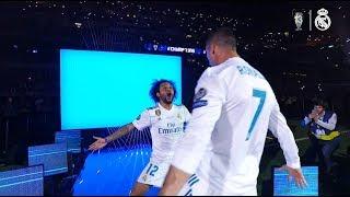 Real Madrid Cibeles Celebration For Champions League 2018