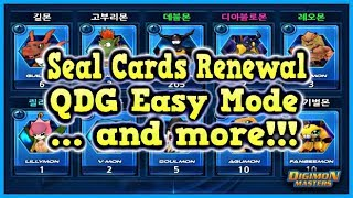 New Dungeon, Seal Cards Renewal & More!!! ✧ KDMO