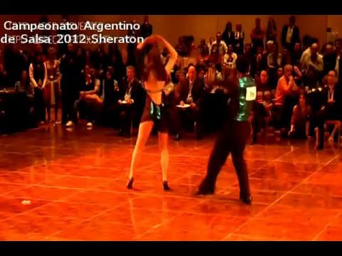 Campeonato Argentino de Salsa 2012 - Salsa Profesional