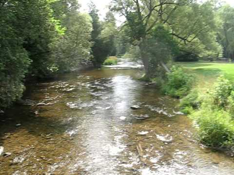 Niagara Travel: Niagara Escarpment tour: Bronte Creek in Lowville