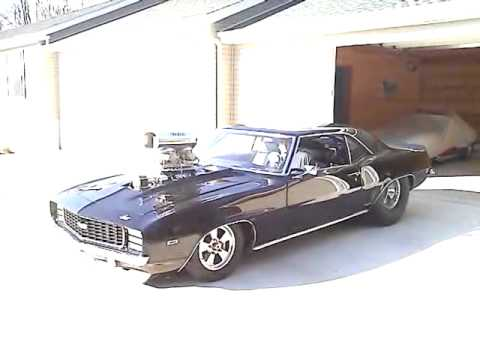 1969 Camaro Blown Pro Street 1.000+hp