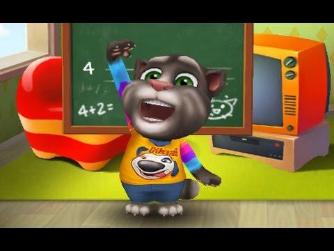 El gato tom - Talking Tom en español y desde el prinicipio.