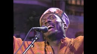 Jimmy Cliff 34 I Can See Clearly Now 34 On Late Show November 3 1993 St