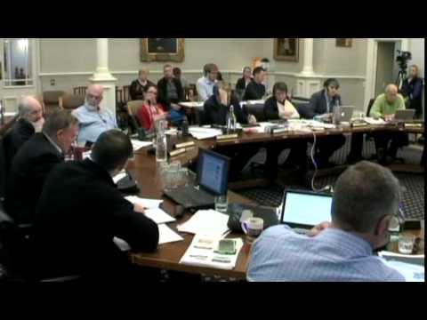 Dunedin City Council - Draft Long Term Plan Hearings - May 13 2015 - Part 6