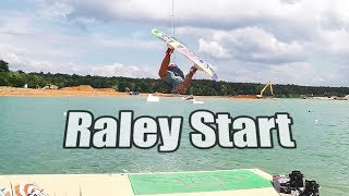 Raley Start | Wakeboard Tutorial