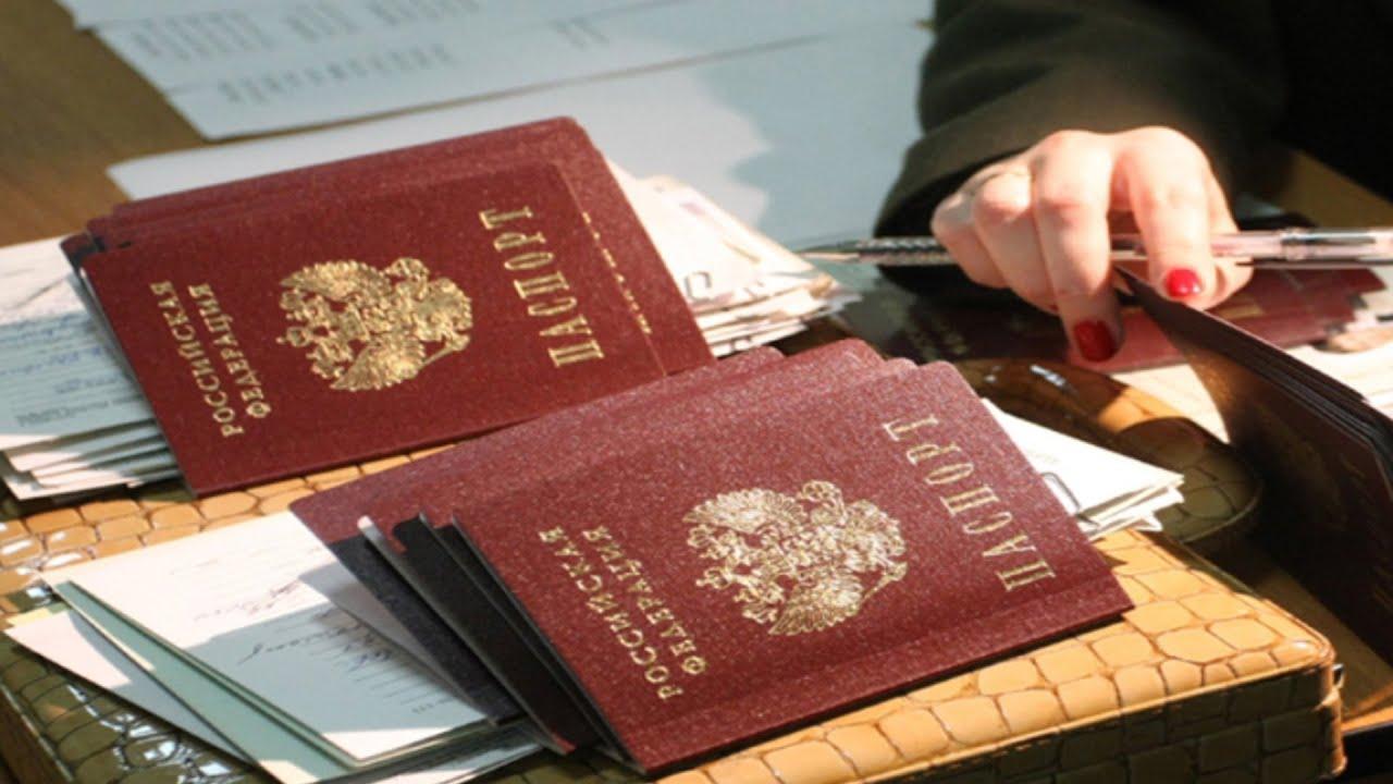 миру снятие с регистрационного учета не проживающих граждан наглядный