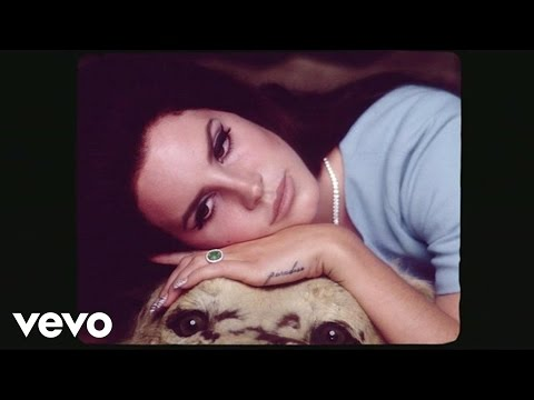 Lana Del Rey - National Anthem video