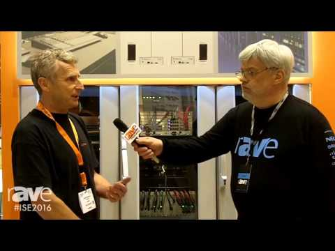 ISE 2016: Joel Rollins Talks with Steve Montgomery of IHSE USA About New KVM Technology